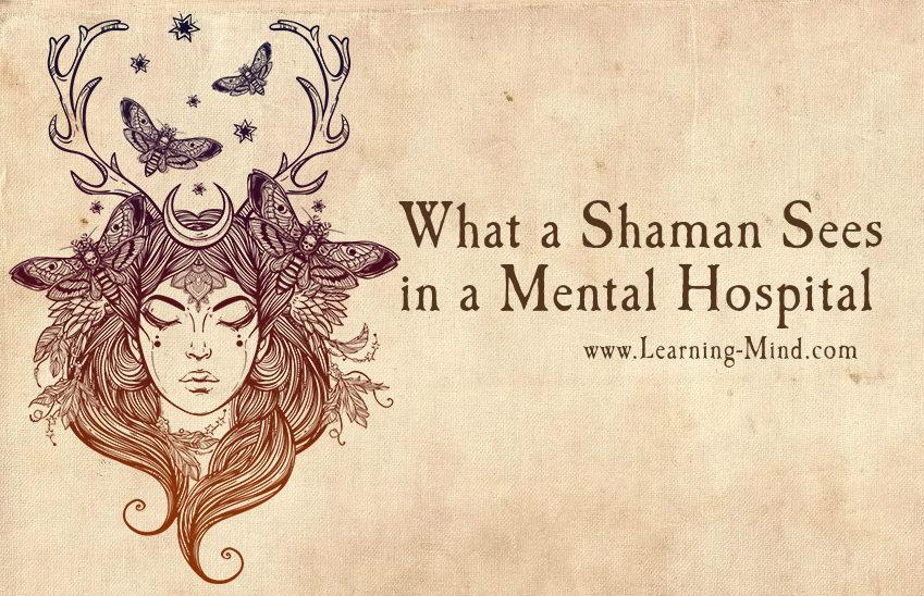 mental illness shaman