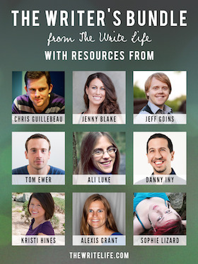 The Writer's Bundle Contributors