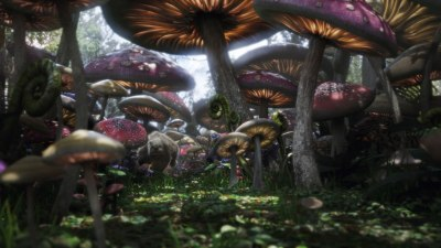 Alice in Wonderland Movie HD Wallpapers and ScreenSaver | Leawo Official Blog