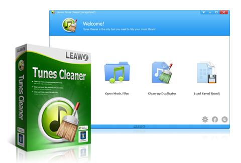Leawo Tunes Cleaner
