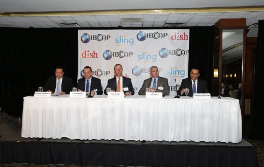 The International Broadcasters Coalition Against Piracy (IBCAP) hosted a press conference on June 8 at the Regency Dearborn Hotel and Convention Center in Dearborn, Mich. (Photo via IBCAP)