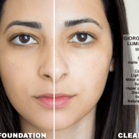 Giorgio Armani Luminous Silk Foundation Review (Before & After)