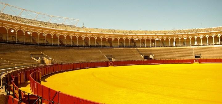 Sevilla Stierkampfarena