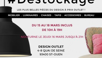 destockage meuble - vente chaises design - Destockage Meuble Design