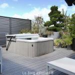 MyroomIn : chambre avec jacuzzi privé à Paris