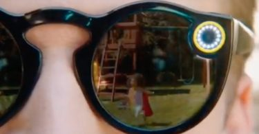 lunettes Snapchat Spectacles