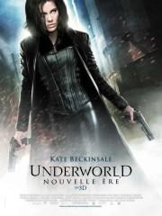 Affiche du film UNDERWORLD - NOUVELLE ÈRE