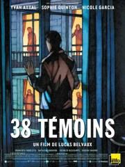 Affiche du film 38 TÉMOINS