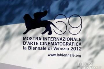 L'affiche de la 69e édition du Festival international du film de Venise