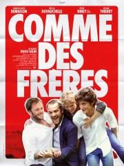 Affiche du film COMME DES FRÈRES