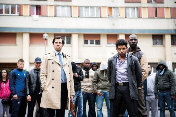 Photo (2) du film DE L'AUTRE CÔTÉ DU PÉRIPH