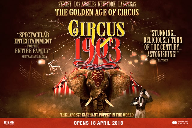image-Circus 1903: The Golden Age of Circus