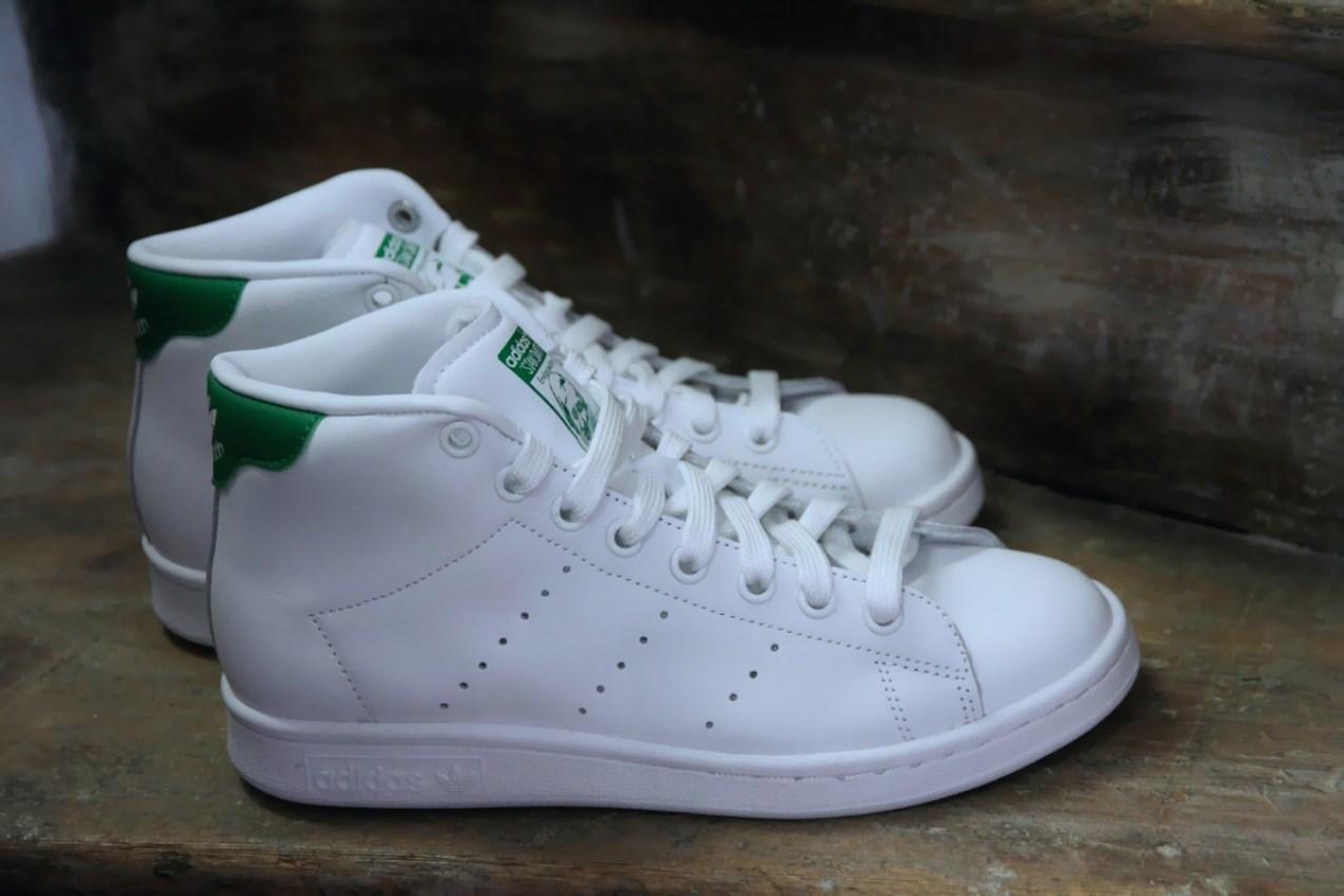 sale retailer a9566 29f69 Retrouvez l Adidas Stan Smith High Top dans la boutique L Atelier ...