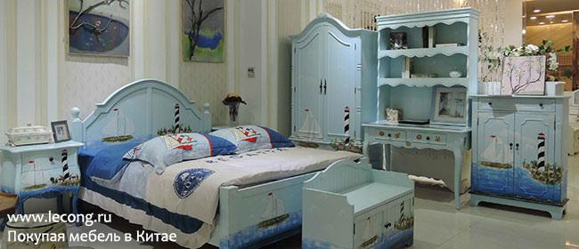 Дизайнерские находки — Морская тема для детской комнаты