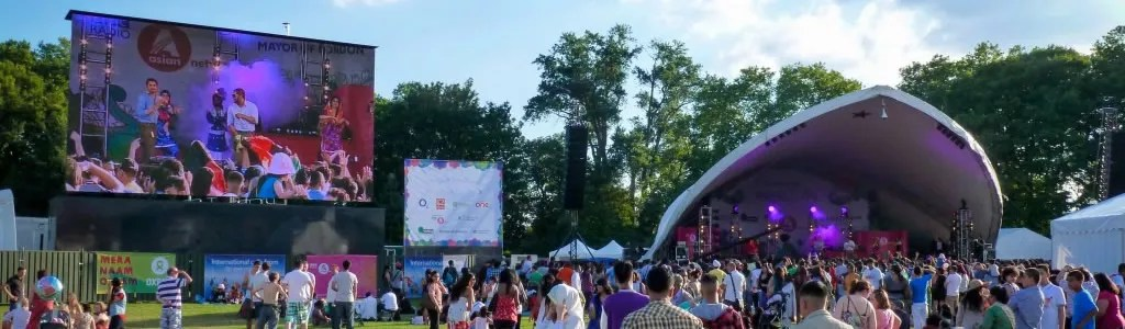 LED Screen Rental in Madison