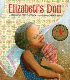 elizabeti's doll cover
