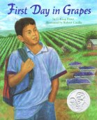 First Day in Grapes cover image
