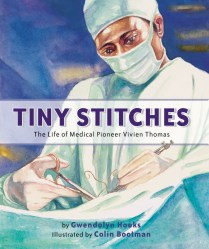 Tiny Stitches cover image