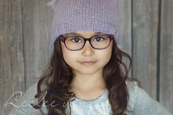 Soft Beginner Knit Hat Pattern