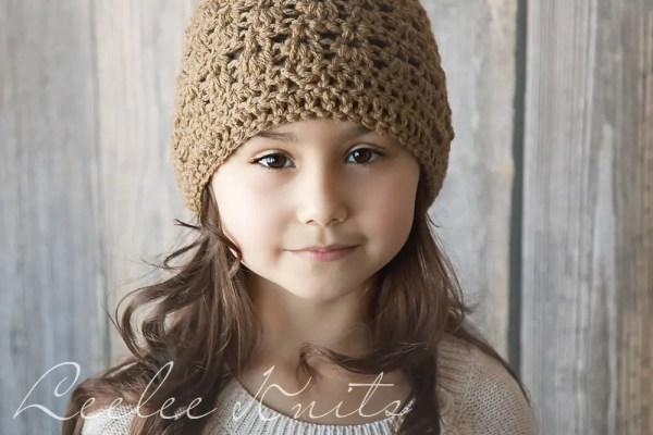 Winter Hat Crochet Pattern