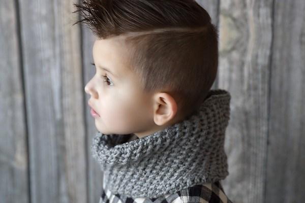 Manly Cowl Crochet Pattern