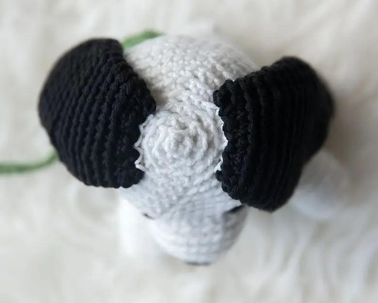 Free Crochet Puppy Pattern 2