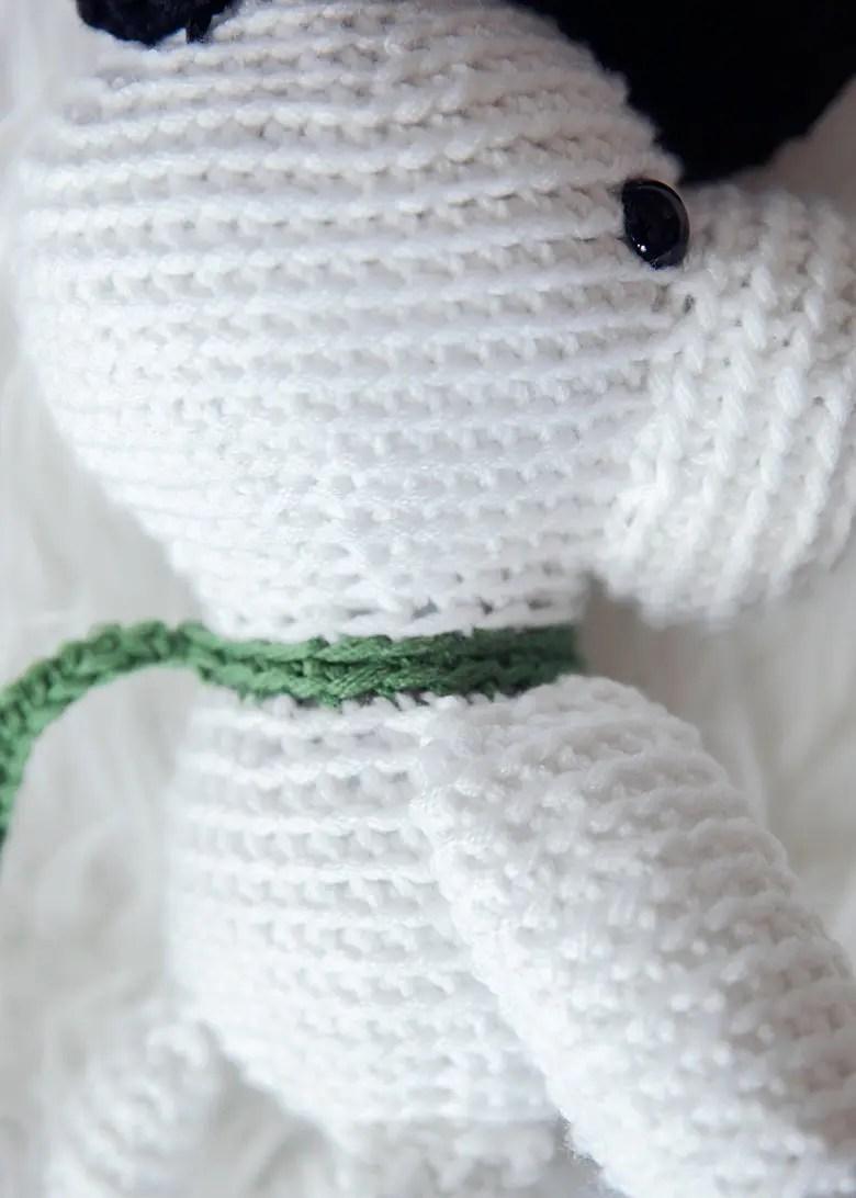 Free Crochet Puppy Pattern 5