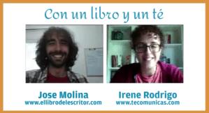 LyT #1: Entrevista a Jose Molina, cofundador de El libro del escritor