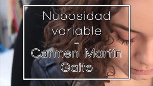 Léeme 11: Nubosidad variable, de Carmen Martín Gaite