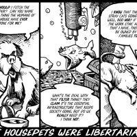 If Housepets Were Libertarians