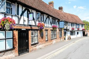 Rose & Crown Hotel Salisbury Wiltshire