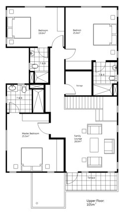4 Bedroom Duplex Floor Plans Joy Studio Design Gallery For Designs In Nigeria