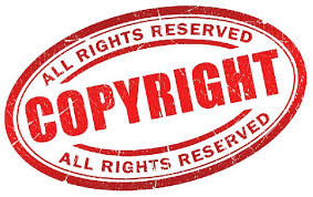 What are the steps in the copyright registration process?
