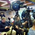 Konferencija za novinare za Zakon o legalizaciji 2012 MZOPU