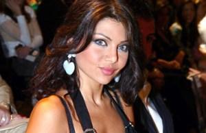 Haifa  Wahbi chante pour la FIFA