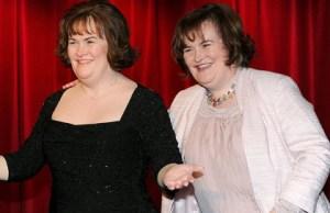 Susan Boyle a une sœur jumelle- Preuve en photo
