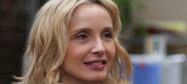 Julie Delpy votera Hollande Obama