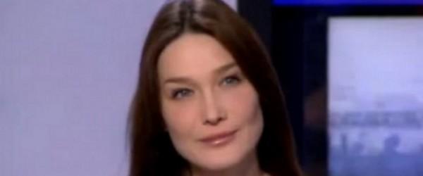 Carla Bruni-Sarkozy Woody Allen