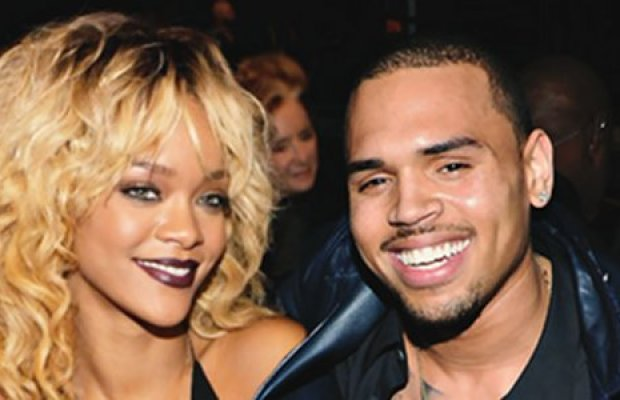 Rihanna Chris Brown retrouvailles  hotel