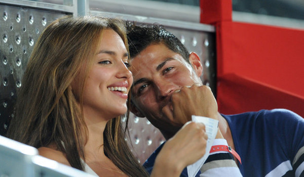 Irina Shayk Cristiano Ronaldo