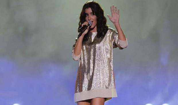 Jenifer The Voice 2 enceinte