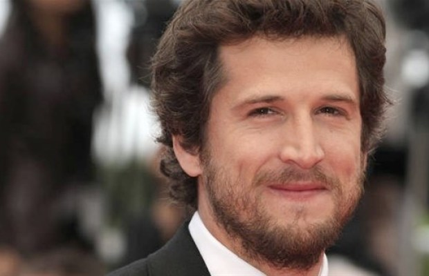 Guillaume Canet and Marina Hands