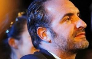 Jean Dujardin et Arsene Mosca