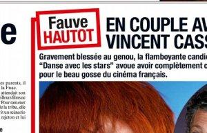 Vincent Cassel Fauve Hautot