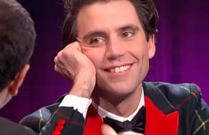 Mika  superstition lui gache la vie