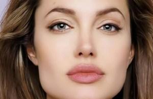 Angelina Jolie droguee