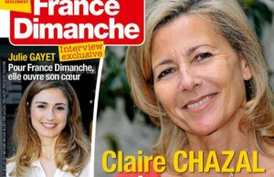 Claire Chazal folle Arnaud Lemaire
