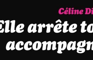 Celine Dion, son break coûte des millions euros