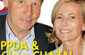 Claire Chazal, une menace pour Patrick Poivre d'Arvor
