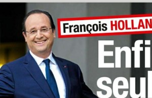 François Hollande se moque de Manuel Valls